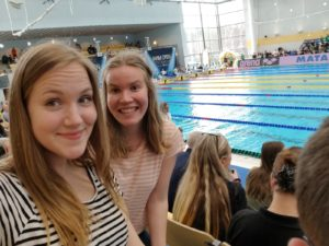 Our coaches at Swim Open Stockholm